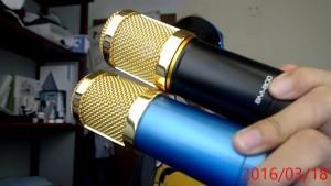 micro giá rẻ condenser BM800