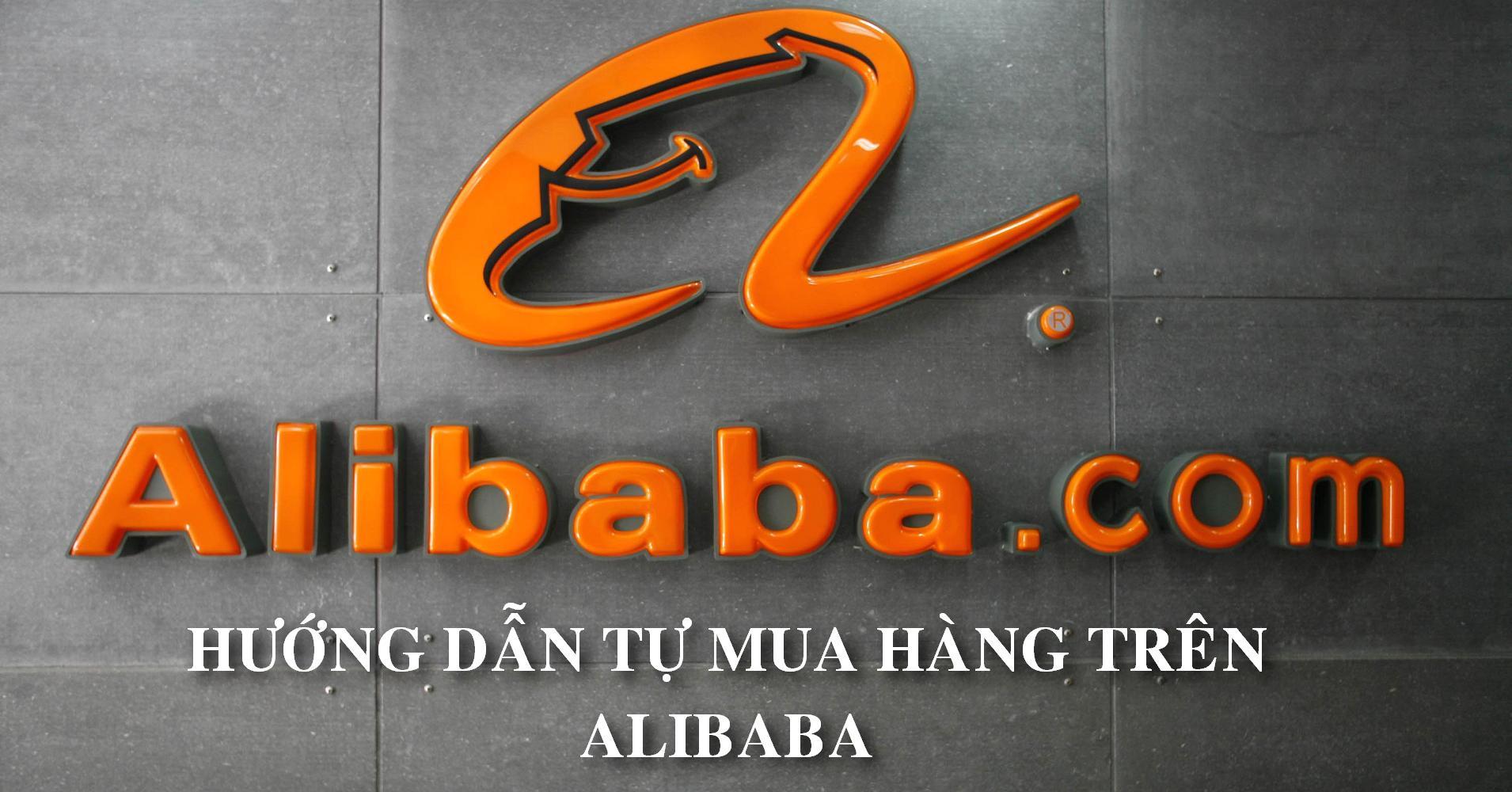 Kết quả hình ảnh cho đặt hàng alibaba